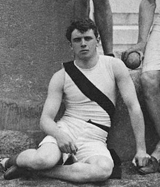 Herbert Jamison - Herbert Jamison at the 1896 Olympics