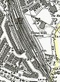 Herne Hill railway OS Map 1894.jpg
