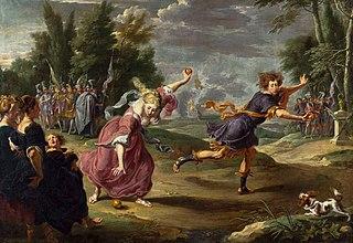 Atalanta i Hippomenes