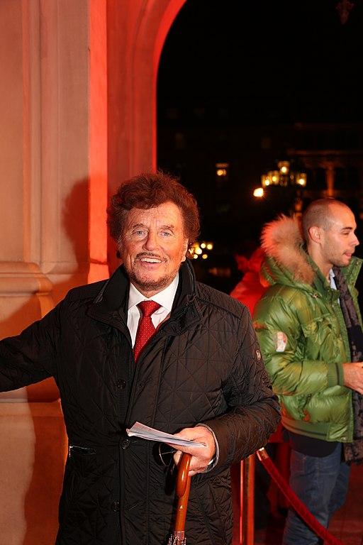 Hessischer Filmpreis 2016 - Dieter Wedel 3