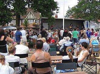 Hessle - Hessle Feast in July 2006
