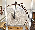 High Wheel Bicycle Used by Champion Cyclist Cola E. Stone.jpg