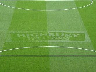 2005–06 Arsenal F.C. season - Image: Highbury 1913 2006 geograph.org.uk 123684