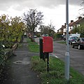 Highland Road, New Cubbington - geograph.org.uk - 1553258.jpg
