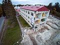 Hiiumaa Gümnaasiumi ehitus 2015 september vaade.jpg