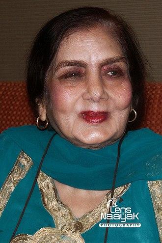 Nimmi - Image: Hindi Film Cinema Movies Actress Nimmi by Camaal Mustafa Sikander aka Lens Naayak