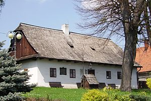 Hodslavice - Birthplace of František Palacký