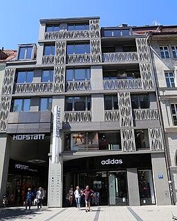 Hofstatt in München