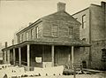 Holland House (b. 1848 or 1842) at the time oldest house in Atlanta from 1904 book.JPG