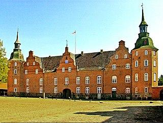 Holsteinborg Castle