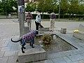 Hondenquelle am Theater-Eck (Dog fountain at Theatre corner) - geo.hlipp.de - 37665.jpg