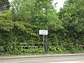 Hooton sign, A41.JPG