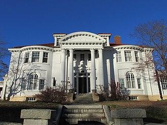 Addison G. Pulsifer - Horatio G. Foss House, Auburn, 1914.