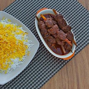 Hosseini kabab