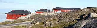 Hotel Arctic (Greenland) - View of Hotel Arctic