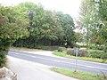 House driveway from Bank Locks - geograph.org.uk - 1510414.jpg