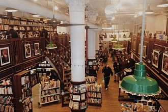 Housing Works - Housing Works Cafe and Bookstore in SoHo, New York City