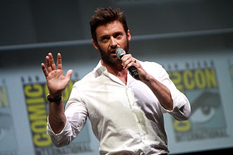 The Wolverine (film) - Hugh Jackman at the 2013 San Diego Comic-Con International, promoting The Wolverine