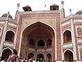 Humayun Tomb , New Delhi - panoramio.jpg