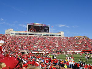 Memorial Stadium (Lincoln) - Husker Vision