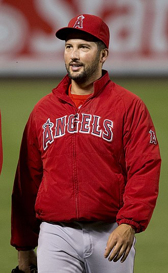 Huston Street - Street with the Los Angeles Angels