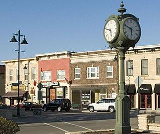 Lemont, Illinois Village in Illinois, United States
