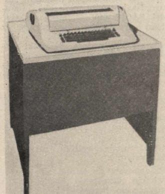 IBM 2741 - IBM 2741 terminal