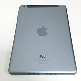 iPad Mini 3 - Wikipedia