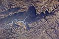 ISS-46 Yemen, Deep desert canyon.jpg