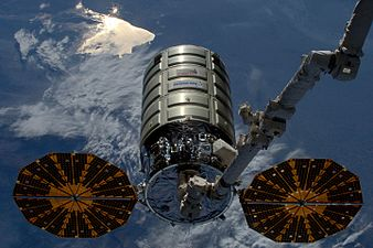 ISS-47 Cygnus OA-6 Released From Space Station.jpg