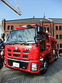 ISUZU GIGA, Foam tender, Fire-engine YCFD, Double-cab.jpg