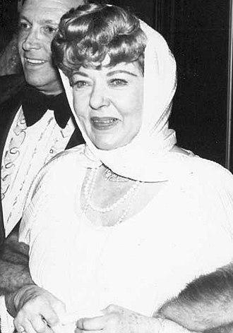 Ida Lupino - Lupino in 1979