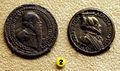 Ignoto, medaglie di giovanni III di svezia e caterina jagellonica, xvi secolo.JPG