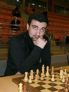 Igor Kovalenko Latvian chess player from Ukraine