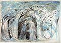 Illustrations to Dante's Divine Comedy object 3 Butlin 812-2 Dante and Virgil Penetrating the Forest.jpg