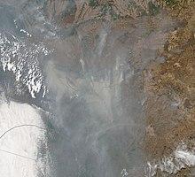 Imagem de satélite dos incêndios no Pantanal em 2020.jpg