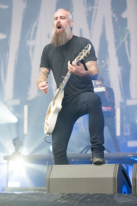 Guitarist Bjorn Gelotte at Rock am Ring 2017 In Flames - 2017153171030 2017-06-02 Rock am Ring - Sven - 1D X II - 1004 - AK8I6946.jpg