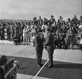 Inauguração da Ponte da Amizade, entre Brasil e Paraguai, com os Presidentes Castelo Branco e Alfredo Stroessner.tif