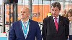 Inaugural flight Pobeda DP820 - Cologne Bonn - Moscow-Vnukovo 2016-7091.jpg