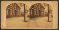 Independence Hall and Washington's statue, from Robert N. Dennis collection of stereoscopic views.png