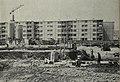 Industrijsko-montažna gradnja stanovanjskih blokov v Savskem naselju v Ljubljani 1968.jpg