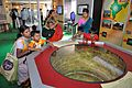 Infinity Well - Exhibit - National Council of Science Museums Pavilion - Vivekananda Mela and Exhibition - Ramakrishna Mission Ashrama - Narendrapur - Kolkata 2014-02-12 2102.JPG