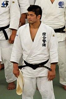 Kōsei Inoue Japanese judoka