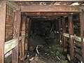 Inside mine shaft - geograph.org.uk - 208088.jpg
