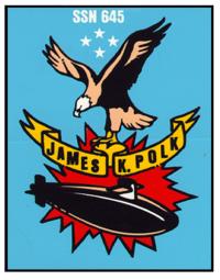 Insignia of SSN-645 James K Polk.PNG