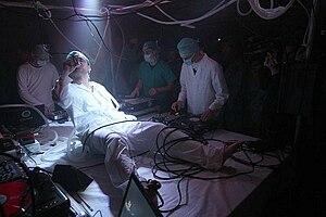 Endoskopia – Tasiemiec, Tomasz Cebo