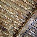 Interieur, detail eetkamer, plafond - Vaassen - 20424436 - RCE.jpg