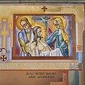 Interieur, kruiswegstatie nummer 13, tegen zijmuur - Cuijk - 20341899 - RCE.jpg