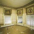 Interieur, overzicht van interieurschilderingen boven de vensters in de theekoepel - Haarlem - 20388332 - RCE.jpg