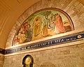 Interior of St. Lazarus Roman Catholic Church (al-Eizariya), 2019 (01).jpg